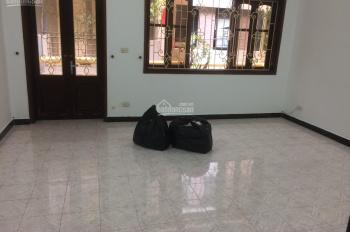 Cho thuê nhà riêng chính chủ ngõ 49 Huỳnh Thúc Kháng, 50m2x4 tầng, 16tr/tháng, LH 0943154291