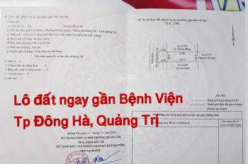 Chính chủ bán lô đất gần bệnh viện đa khoa thành phố Quảng Trị, đường 7,5m, 0938.917.985