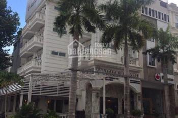 Bán khách sạn góc 2 mặt tiền đường Đặng Đại Độ, Phú Mỹ Hưng, Quận 7 giá 73 tỷ