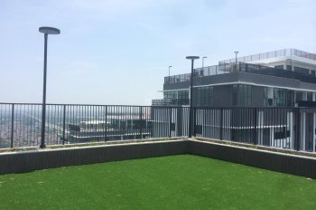 Cho thuê mặt bằng Rooftop, chung cư Gamuda