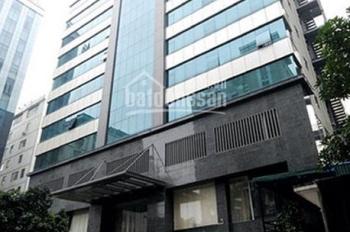 Cho thuê văn phòng tòa nhà HL Tower phố Duy Tân, Cầu Giấy. DT 110m2 - 300m2, LH:0983.338.565.