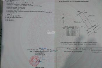 Bán đất tại đường số 1, phường Linh Xuân, Thủ Đức, DT: 70,2m2, giá đầu tư. LH: 0973.736.433