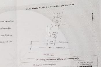 Bán nhà đất DT 18*127m đường Lý Thường Kiệt thổ cư 800m2