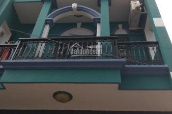 Cần bán căn nhà gần chợ Bình Thành, Liên Khu 4 - 5, diện tích 5x13m, 1 trệt 2 lầu, nhà mới