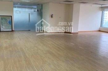 Cho thuê văn phòng mặt đường Hoàng Đạo Thuý, Trung Hoà, Cầu Giấy DT 100 - 200m2. Giá 200 ng/m2/th