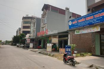 Chính chủ bán lô đất 75m2 thuộc KĐT Đình Trám nhìn vào quảng trường trung tâm