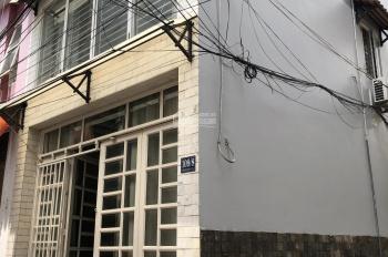 Cho thuê phòng 109/8 Trần Khắc Chân, Quận 1