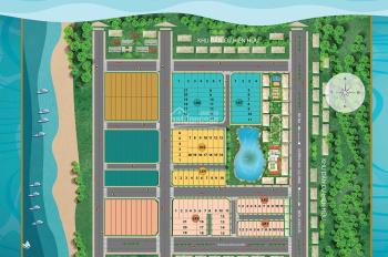 Đất nền Long Hải, sổ hồng từng nền, xong hạ tầng, giá chỉ 8,5tr/m2, LH 0989493704