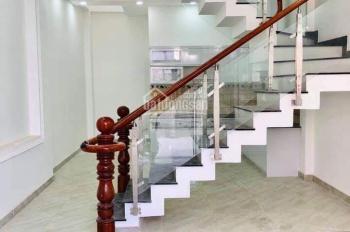Bán nhà 1 trệt 3.5 lầu ngay chợ Vườn Lài, Phường An Phú Đông, Quận 12, LH: 0935.080.600 chỉ 3,75 tỷ