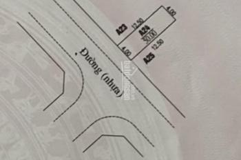 Chính chủ cần bán gấp đất khu tái định cư Dương Nội - Liền kề 19A. B - Phường Dương Nội