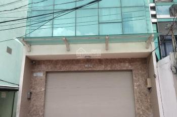 Cho thuê tòa nhà nguyên căn 5 lầu 90m2 Huỳnh Tấn Phát, Tân Phú, Quận 7