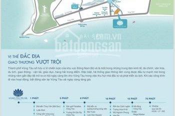 Chính thức mở bán siêu dự án Vũng Tàu - căn hộ trực diện biển LH