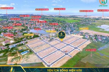Sở hữu đất nền Golden Lake, cách sân bay Đồng Hới 8km chỉ với 490tr đồng
