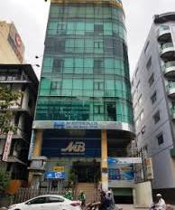 Cho thuê tòa nhà văn phòng, phường Bến Nghé, Quận 1. 8x18m 2 hầm 8 tầng 347,175 triệu/tháng