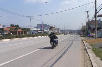 Bán đất MT đường Hồ Văn Mên cách Quốc Lộ 13 100m DT 17x50m, giá bán 15 triệu/m2. LL 0908194606 Nga
