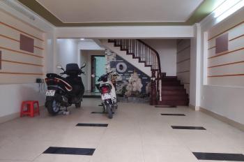 Bán nhà có garage, sân cổng riêng. DT: 75m2 x 5 tầng (5x15m) hướng ĐB, đường Thiên Lôi, Chợ Đôn, HP