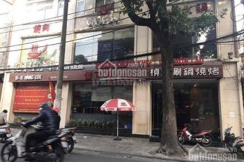 Bán nhà mặt phố Tăng Bạt Hổ, 170m2, MT 13m vỉa hè, vị trí KD đắc địa, Hương MP 0912852588