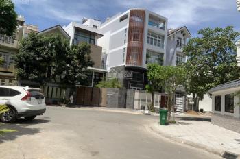 Cho thuê nhà mặt phố An Phú An Khánh, DT 6x20m, hầm, 3 lầu, giá 42 triệu/tháng. LH: 0901380809