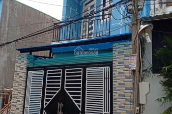 Bán nhà 1 trệt 1 lầu mới toanh vào ở liền ngay ngã tư Vườn Lài, cách quốc lộ 400m, P. An Phú Đông