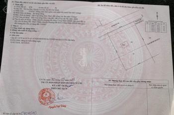 Bán đất MT Bến Súc, xã An Phú, huyện Củ Chi