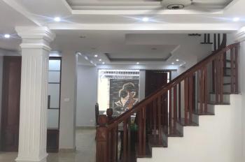 Cho thuê biệt thự tại KĐT Mễ Trì Thượng 30 tr/th 100m2, 3.5T, nhà đẹp, thiết kế hiện đại làm VP