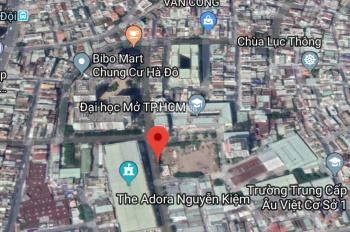 Bán gấp lô đất 2.1 tỷ/80m2 mặt tiền Nguyễn Văn Công, P3, Gò Vấp, SHR, ngay chợ, LH 0788804079 Toàn