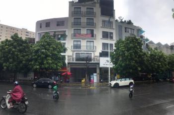 Cho thuê mặt bằng kinh doanh phố Nguyễn Văn Huyên, Cầu Giấy. DT 140m2, giá 75tr/th, với MT 8m