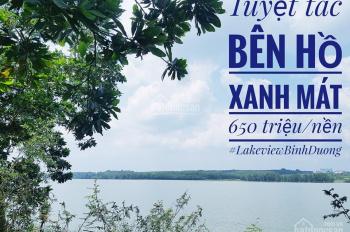 Đất nền Bắc Tân Uyên giá chỉ 600 tr/nền - Liền kề hồ sinh thái và ủy ban huyện