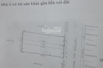Bán dãy nhà trọ hẻm 243 Mã Lò, Bình Trị Đông A, Bình Tân - Diện tích: 8,12x17m
