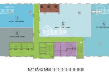 CĐT cho thuê VP tòa nhà mới xây 20 tầng Toyota Mỹ Đình, 15 Phạm Hùng, Nam Từ Liêm, LH: 0915963386