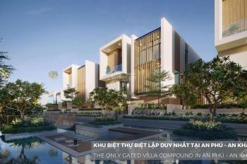 Biệt thự Compound duy nhất tại An Phú An Khánh, Quận 2 mang tên các loài hoa quý và danh giá