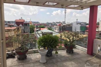 Cần bán nhà tại 4 tầng nở hậu, đẹp mê ly tại ngõ Trần Nguyên Hãn, 65m2, hướng ĐN - LH: 0798170791