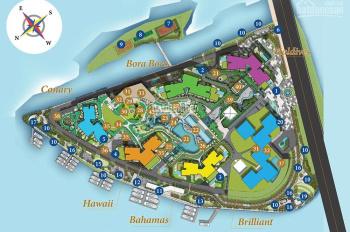 Cho thuê shophouse 210m2 - Diamond Island, Quận 2. Liên hệ: 0909795523