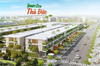 Bán đất DT 5x16m KDC Smart City Bình Chiểu gần chợ Thủ Đức từ 1.3 tỷ/nền, sổ riêng. LH 0933125290
