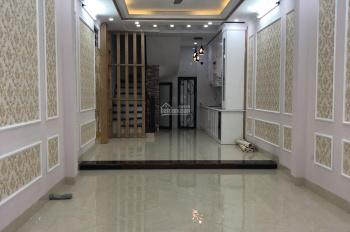 Bán nhà phân lô vip 281 Tam Trinh, ô tô vào nhà, 50m2x5T giá 5 tỷ, nhà kiên cố chắc chắn