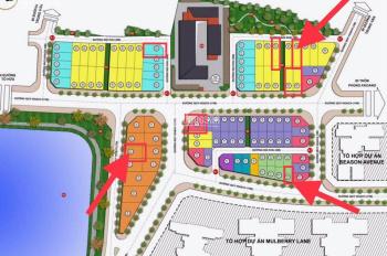 Chính chủ cần bán căn biệt thự mặt hồ Trung Văn 158m2. Giá 23 tỷ - Liên hệ 0917678942