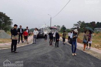 Lô đất 103m2 Sổ đỏ có sẵn ở ngay gần Xanh Villas, Thuộc Xóm Miễu - ký túc xá làng đại học Quốc Gia
