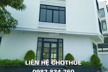 Cho thuê biệt thự mặt phố giá rẻ làm kinh doanh tại Quận Nam Từ Liêm Diện tích 145m2,nhà 5 tầng