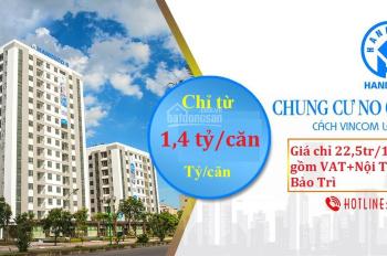 NO - 08 Giang Biên, chỉ 22,5tr/m2 (VAT + nội thất + 2% PBT), nhận nhà ở ngay
