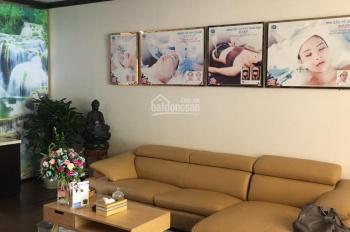 Cho thuê nhà tại Vinhomes Gardenia, Hàm Nghi, 100m2 x5T, MT 6m, thông sàn, có thang máy, hoàn thiện
