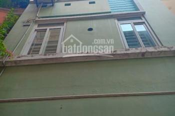 Cho thuê nhà riêng Hương Viên, 40m2 x 5 tầng, mặt tiền 4.5m, thông sàn vuông vắn, giá 12tr/th