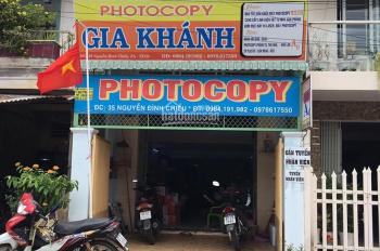 Nhà bán trung tâm TP Châu Đốc, đối diện trường THPT Thủ Khoa Nghĩa