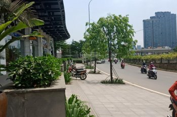 Cho thuê shophouse Saigon Pearl tầng trệt và tầng lửng, 92 Nguyễn Hữu Cảnh, Bình Thạnh