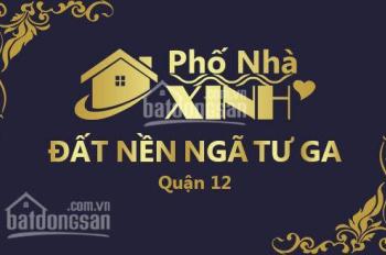 Bán đất ngã tư Ga, P. Thạnh Lộc, 2,6 tỷ công chứng ngay