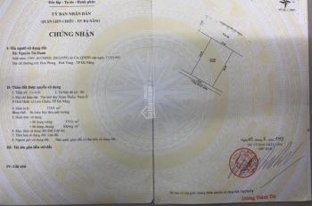 Cần bán đất MT Nguyễn Tất Thành khu biệt thự Xuân Thiều-Liên Chiểu,giá TL thêm, LH CC 0918 848 077