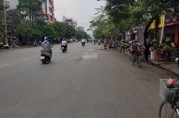 Bán nhà mặt đường Tôn Đức Thắng, quận Lê Chân, Hải Phòng. Giá 9 tỷ