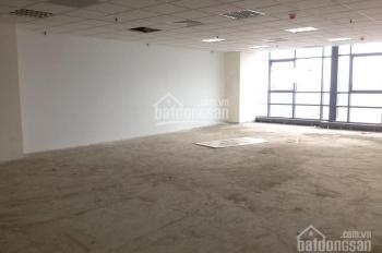 Cho thuê văn phòng phố Duy Tân, Cầu Giấy diện tích 130m2, 160m2, 300m2, 500m2 giá thuê 230 ng/m2/th
