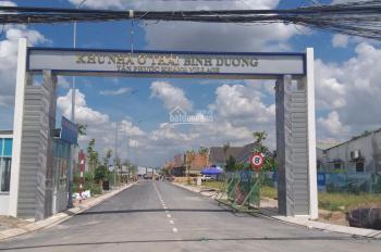 Nhà phố liền kề, nằm ngay TT Tân Phước Khánh, TX Tân Uyên, Bình Dương