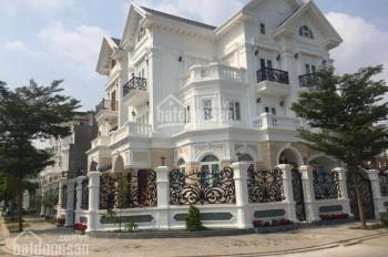 Bán gấp siêu biệt thự góc 2MT đường Phan Văn Trị, P5, DT 8x20m hầm 4 lầu nội thất cao cấp giá 26 tỷ