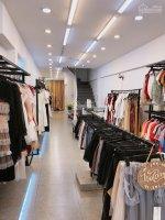 Cho thuê cửa hàng mặt phố Đội Cấn phù hợp kinh doanh thời trang